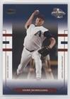 Schilling 2004 World Series Baseball - Curt Schilling (Baseball Card) 2004 Donruss World Series - Blue #WS-19