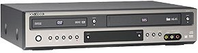 Go Video DV2130 DVD/VCR Combination
