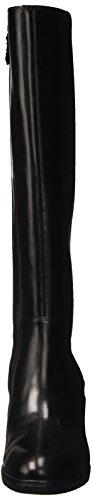 Geox D Jilson B, Botines para Mujer Schwarz (BLACKC9999)