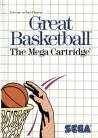 Great basketball - Master System - PAL