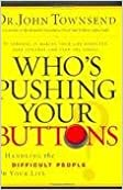 Book Who's Pushing Your Buttons 1st (first) edition Text Only