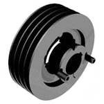 450X6SPB(4040) SPB Section Pulley 6 Grooves Neutral
