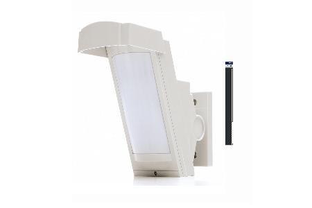 HX de 40 AM Optex, doble de ir de detector para interior y exterior (IP 55), ...
