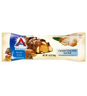 Atkins Advantage Caramel Choc. Nut Roll - 15 Bars