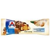 (Atkins Advantage Caramel Choc. Nut Roll - 15 Bars)