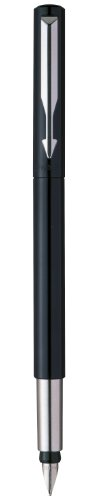 PARKER VECTOR STD Black FOUNTAIN PEN BLACK