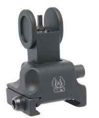 GG&G GGG-1033T Vista frontal abatible para antebrazos tácticos con tritio