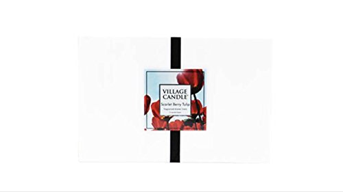 Village Candle Scarlet Berry Tulip Drawer Liners by Village Candle