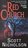 book cover of The Red Church