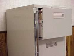 file cabinet lock bar major file cabinet locking bar 1 drawer 15336