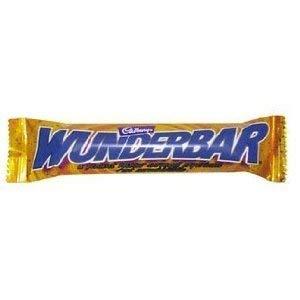 48 - Wunderbar Chocolate Bars Made in Canada 58g Each, 2784 Box