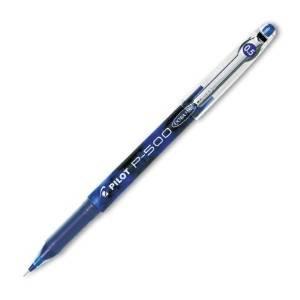 (Pilot® P-500 Gel Ink Stick Roller Ball Pen PEN,RBL,P500,GLINK,XFN,BE (Pack of5))