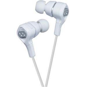 JVC HAFR100XS Elation XX Ear Buds, Silver
