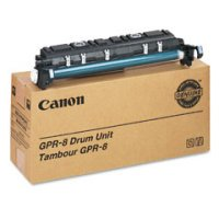 Canon 6837A004AA ( Canon GPR-8 ) Laser Toner Drum, Works for ImageRunner 1600, ImageRunner 2000, ImageRunner 2010F (Toner Gpr 8 Canon)