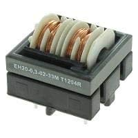 Common Mode Chokes/Filters 4.5mH 1.5A -HRZNTL COMMN-Mode SPPRESSN - Pack of 10 (EH24-1.5-02-4M5)
