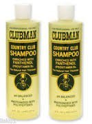 Clubman Country Club Shampoo 16oz (pack of 2)