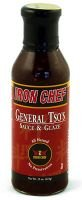 (IRON CHEF Sauce, General Tso 14.0000 OZ (Pack of 6))