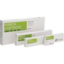 Tally Black Fabric Ribbon Cartridge - Tally Genicom Ribbon, LA80RP-KA, Black Fabric [Non - Retail Packaged]
