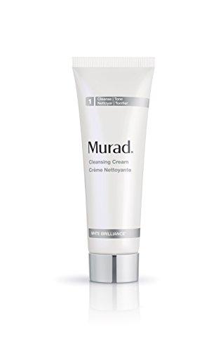 Murad White brillance cleansing cream 4.5 fl oz / 135 ml, 4.5 Fluid Ounce