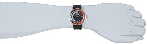 Invicta 12845 Specialitet herr armbandsur rostfritt stål kvarts svart urtavla