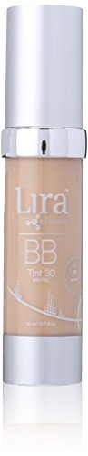 Lira Clinical - Bio BB Tint 30 With Plant Stem Cells- SPF 30 BB Creme for Medium Skin Tones (0.7 (Bio Plants)