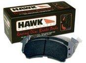 HB243E.705 Hawk Brake Pad Axle Set 4 18mm Blue 9012