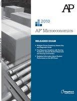 2010 AP Microeconomics Released Exam pdf epub