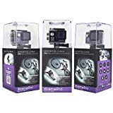 XtremePro HD 1080p Wi-Fi Sports Camera Bundle with Mounts +
