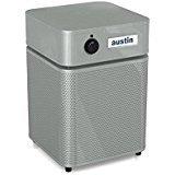 Austin Air Healthmate Junior Air Purifier Machine (HM200)- Silver; Made in the USA