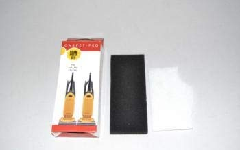 - Carpet Pro Filter Set CPU-250 1 PRE 1 Secondary FITS FB-EZM # CPU250-F