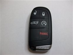 DODGE 05026676 AC Factory OEM KEY FOB Keyless Entry Remote Alarm Replace