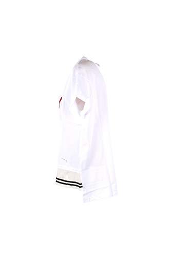 T Kocca Alcy shirt 2019 Estate Primavera S Donna Bianco 7FpqwFd