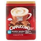 (Hills Bros Sugar Free Double Mocha Cappuccino Beverage Mix, 12 oz - Pack of 2)