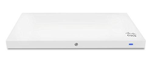 Cisco Meraki MR32 Dual-Band Three Radio 2x2 MIMO, 802.11ac Indoor High Performance Access Point with 3 Years Enterprise License