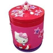 hello kitty jar - 4
