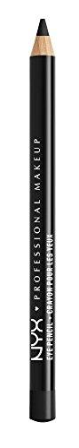 NYX Cosmetics Slim Eye Pencil Black