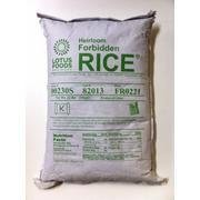LOTUS FOODS RICE FORBIDDEN, 22 LB, PK- 1 by Lotus Foods