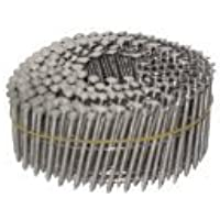 NailPro 1-3/4-Inch by 0.120 - 15 Degree Wire Coil - Stainless Steel - Ring Shank Roofing Nail 3600 pc. / CTN by NailPro