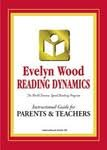 Evelyn Wood Reading Dynamics Instructional Guide for Parents and Teachers