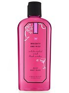 Victoria's Secret Secret Moments Holiday Limited Edition Naughty and Nice Body Wash