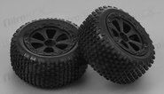 Replacement for 72P-BS709-002 Mad Gear Desert Wolf Buggy, TG2 & SCT2 Baja Spare (Mad Gear Desert Wolf Rc)