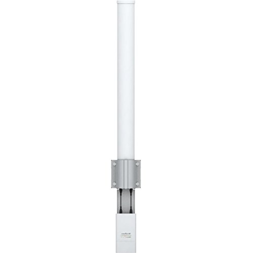 Ubiquiti Airmax Omni AMO-2G10 10Dbi 2.4 GHz Rocket Kit by Ubiquiti Networks