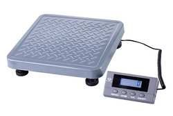 MEASURETEK 12R977 Digital Shipping Scale, 75kg/165lb by MEASURETEK
