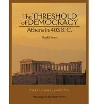 Threshold of Democracy: Athens in 403 B.C.: Reacting to the Past