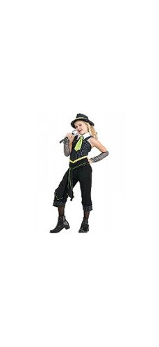 Morris Costumes Gangster Moll Child Large Popular Modern