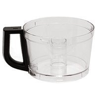 KitchenAid BPA-Free 9-Cup Work Bowl w/ H≤ KFP09WBOB