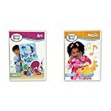 Brainy Baby Music and Art Set of 2 DVDs Deluxe Edition