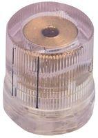 EHC (ELECTRONIC HARDWARE) 3440-1-B ROUND KNURLED KNOB W/ LINE IND, 3.175MM (1 piece)