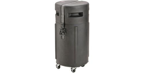 SKB 1SKB-D3217 Mid-Sized Conga Case for Quinto/Conga/Tumba with 4-Casters