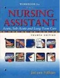 The nursing assistant acute sub acute and long term care 4th workbook for the nursing assistant fandeluxe Choice Image